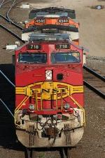 BNSF 718